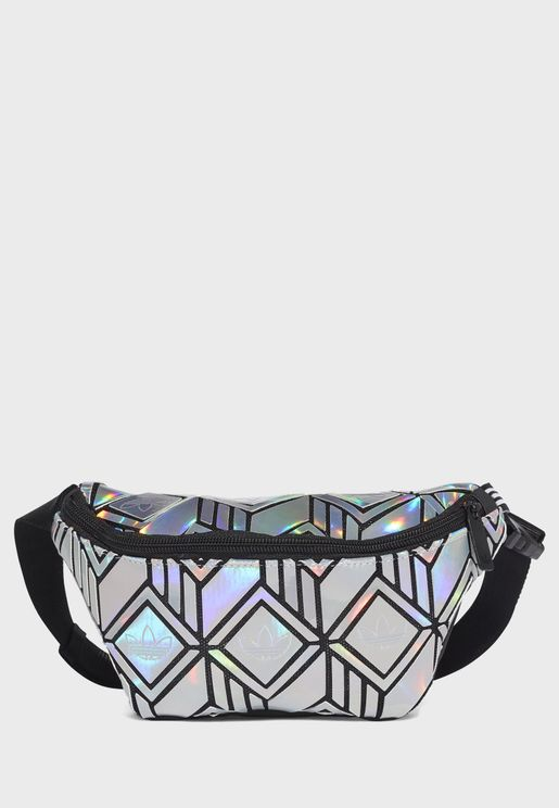 3D For Her Casual Women's Fanny Pack Waistbag