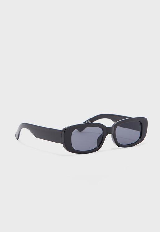 نظارة شمسية مع حماية من الأشعة فوق البنفسجية
