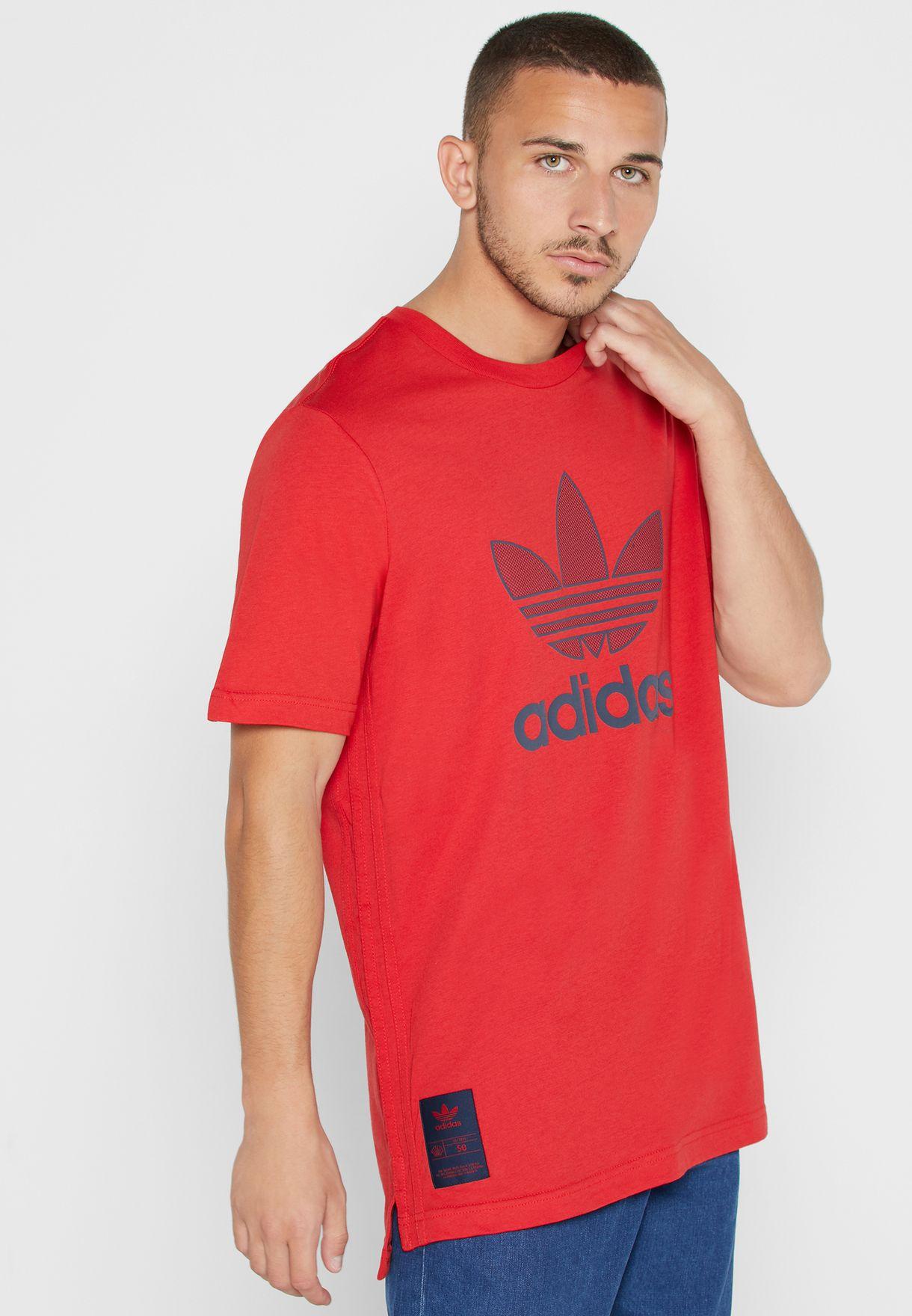 Warm Up T-Shirt