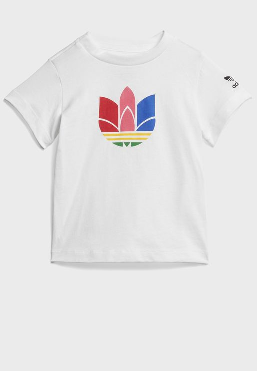 Infant 3D Trefoil T-Shirt