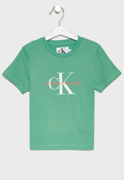 Little Monogram T-Shirt