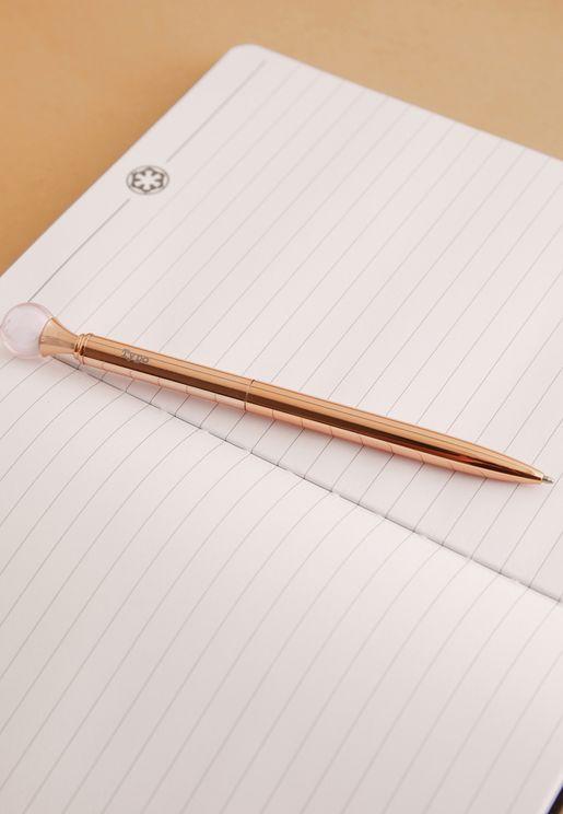 Pearl Orb Ballpoint Pen
