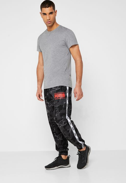 Camo Pack AOP Tape Sweatpants