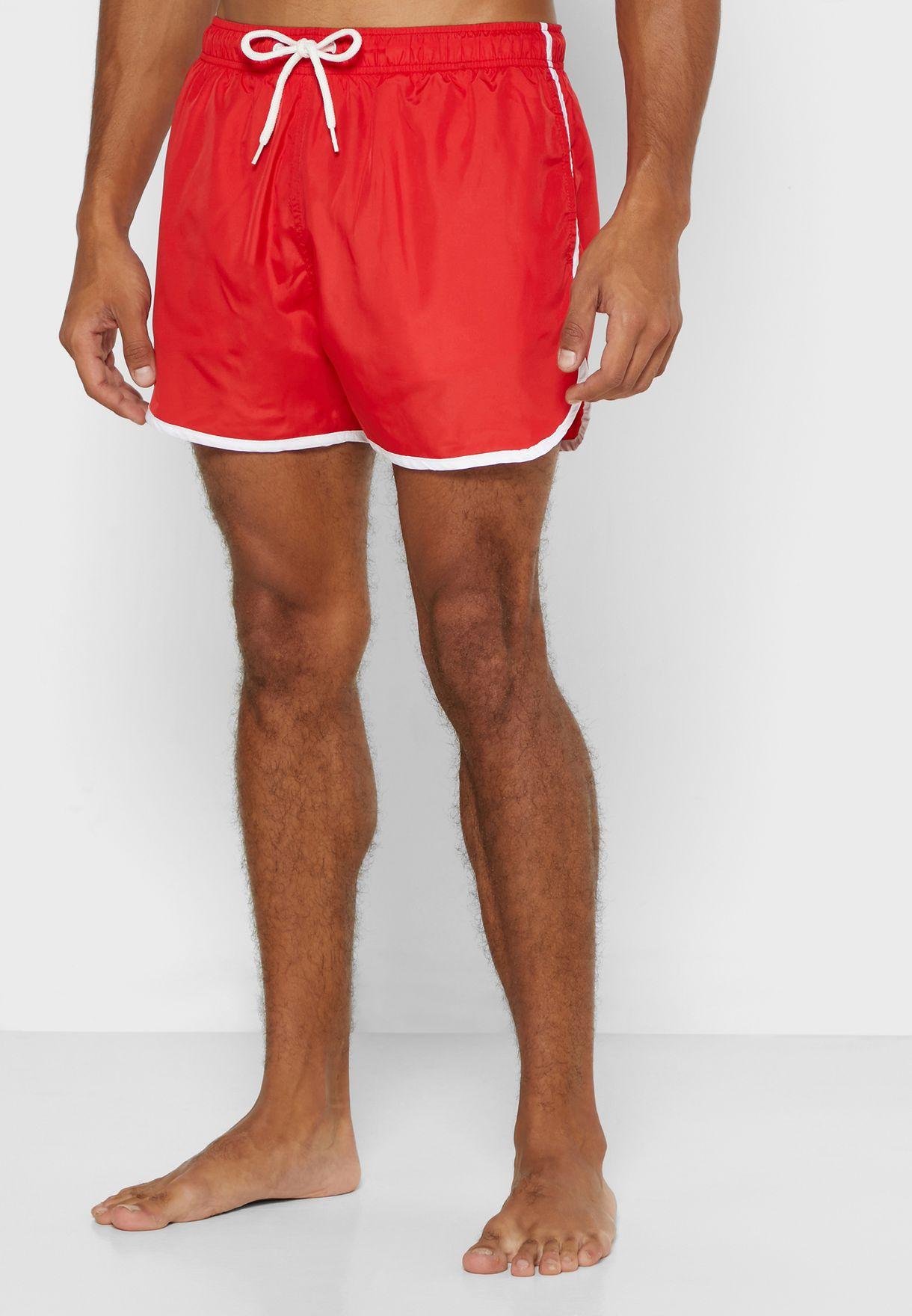 Runner Style Swim Short