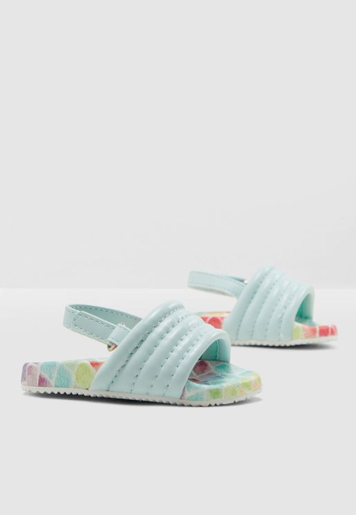 Kids Mermaid Sandal