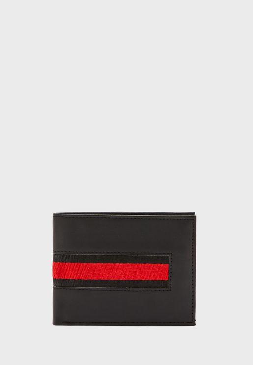 Webbit Detail Mens Wallet
