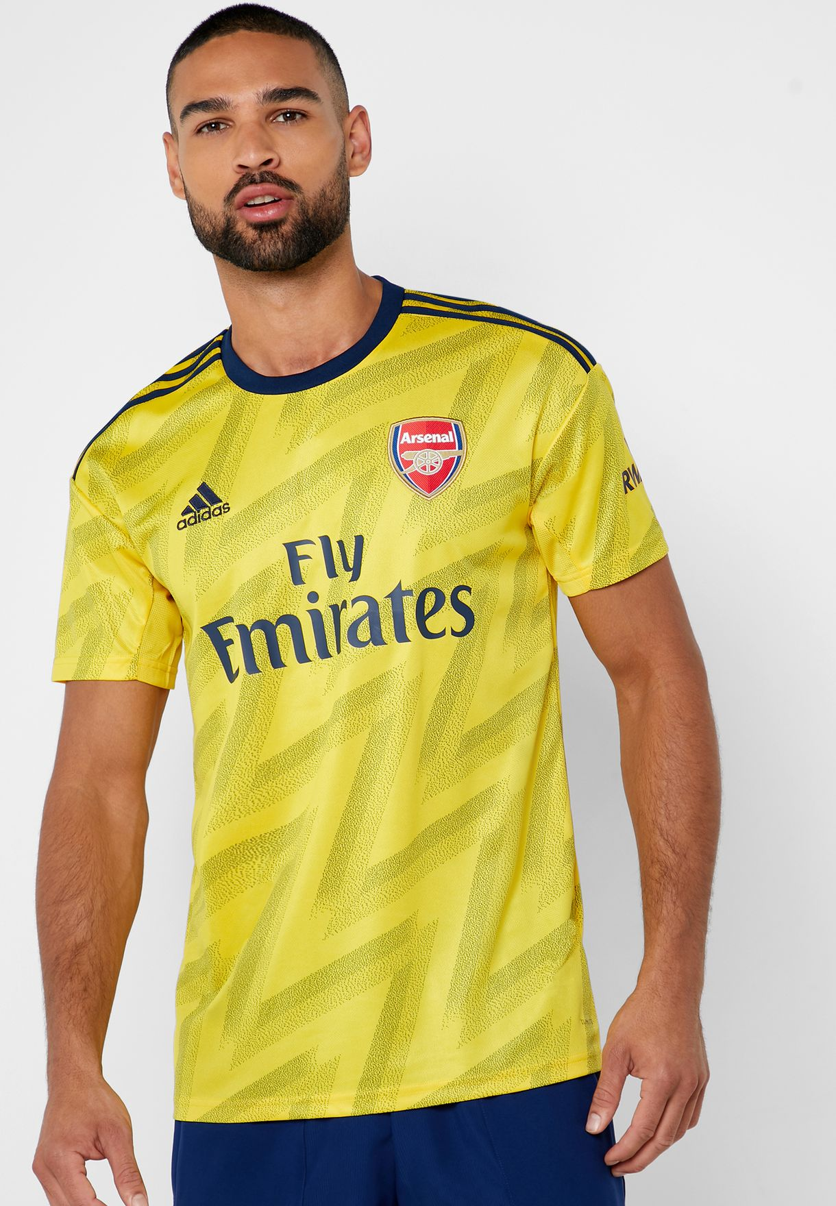 info for 4e54d 2d945 Arsenal 19/20 Away Jersey