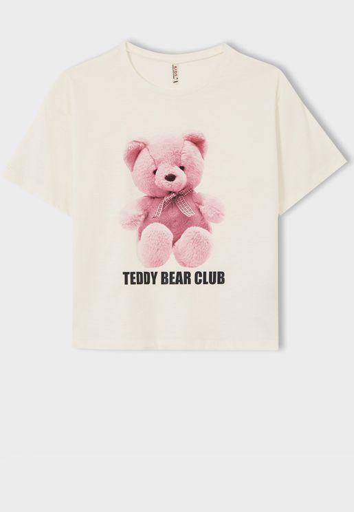 Youth Teddy Bear Club T-Shirt