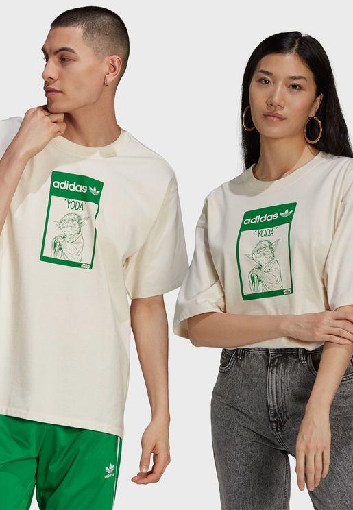Unisex Yoda T-Shirt