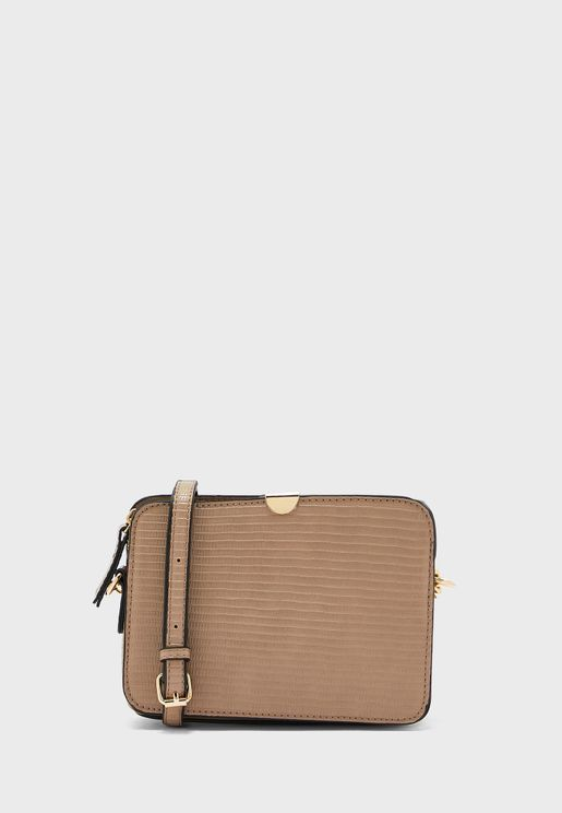 Milla Zipped Crossbody Bag