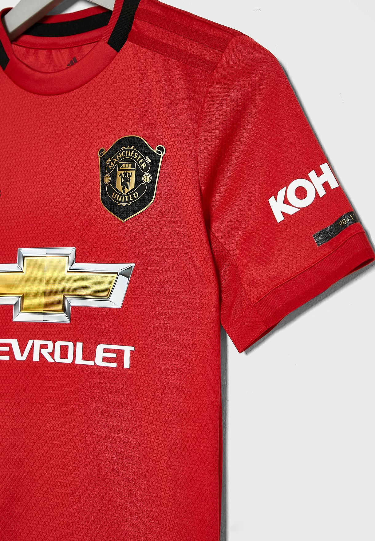watch 13a1c efea0 Youth Manchester United 19/20 Home Jersey