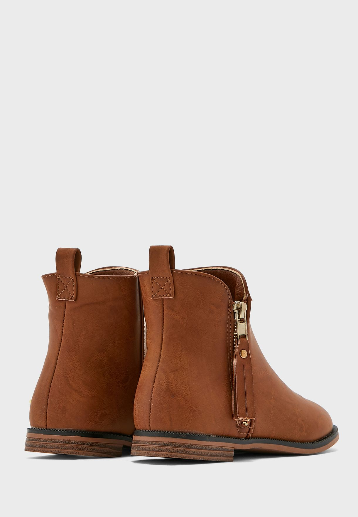 Kids Casual Boots