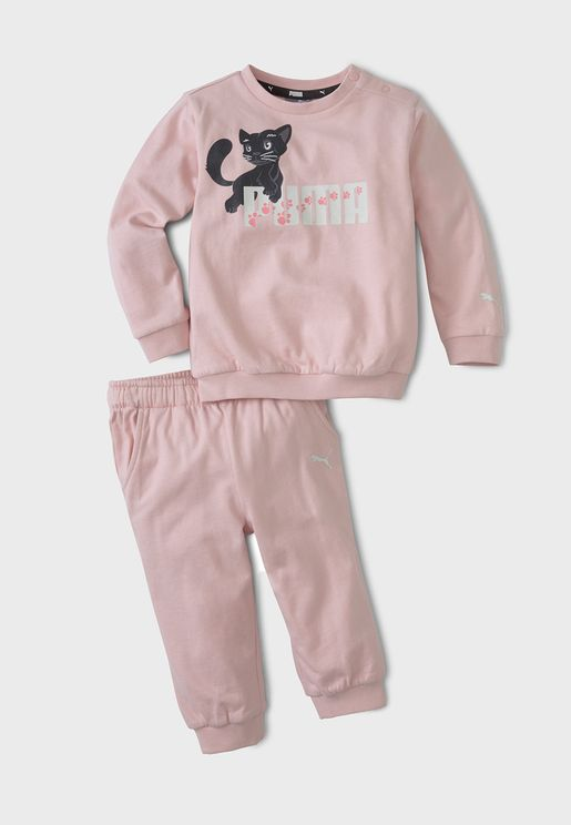 Infant Animals Set