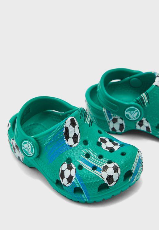 Kids Ball Clog Sandal