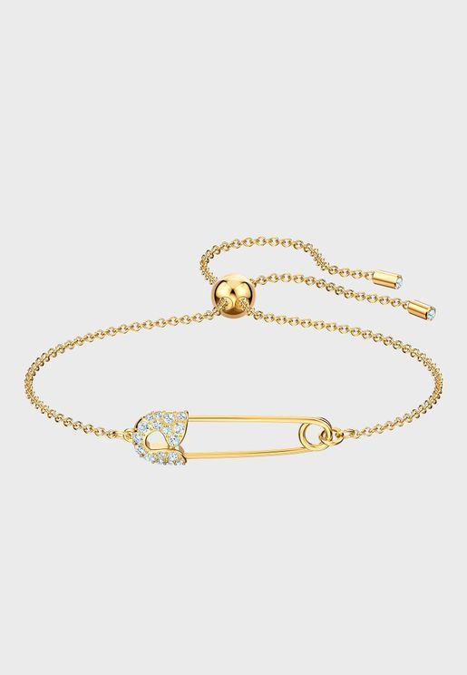 So Cool Safetypin Bracelet