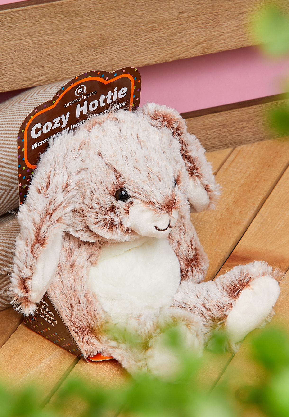 Cozy Bunny Microwave Hottie