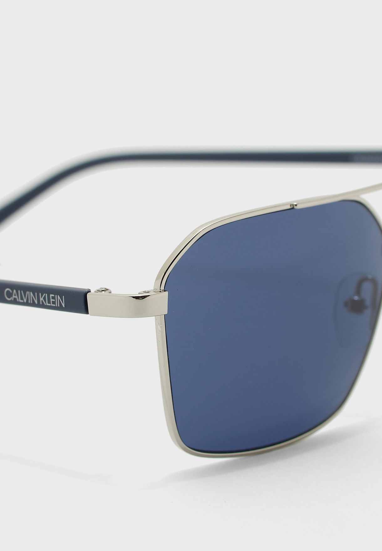 CK20300S Square Sunglasses