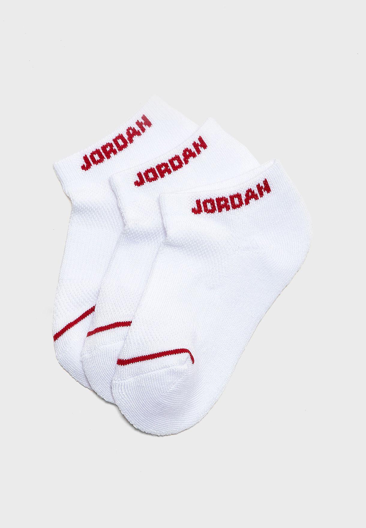 Youth Jordan Jumpman Low Cut Socks