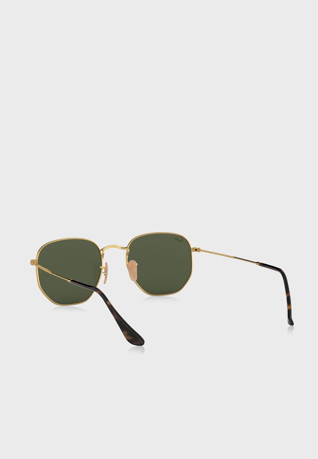 0RB3548N Aviator Sunglasses
