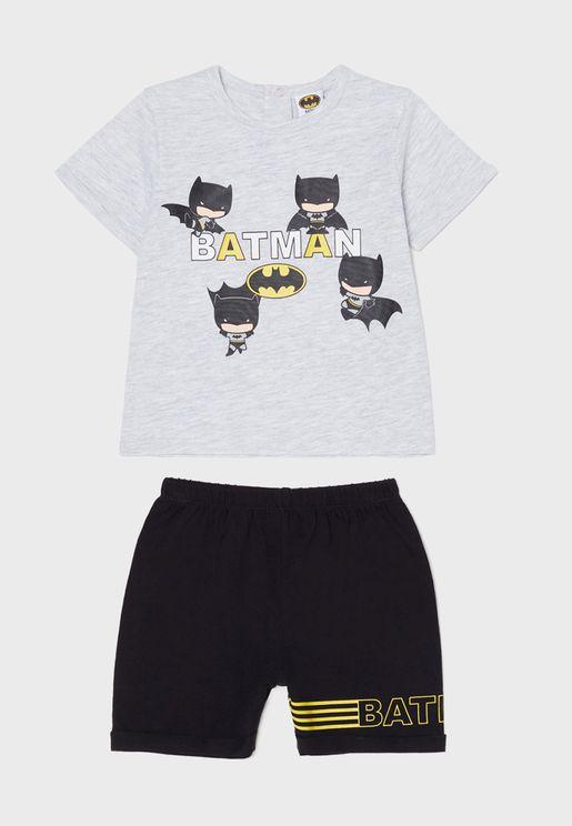 Kids Batman Pyjama Set