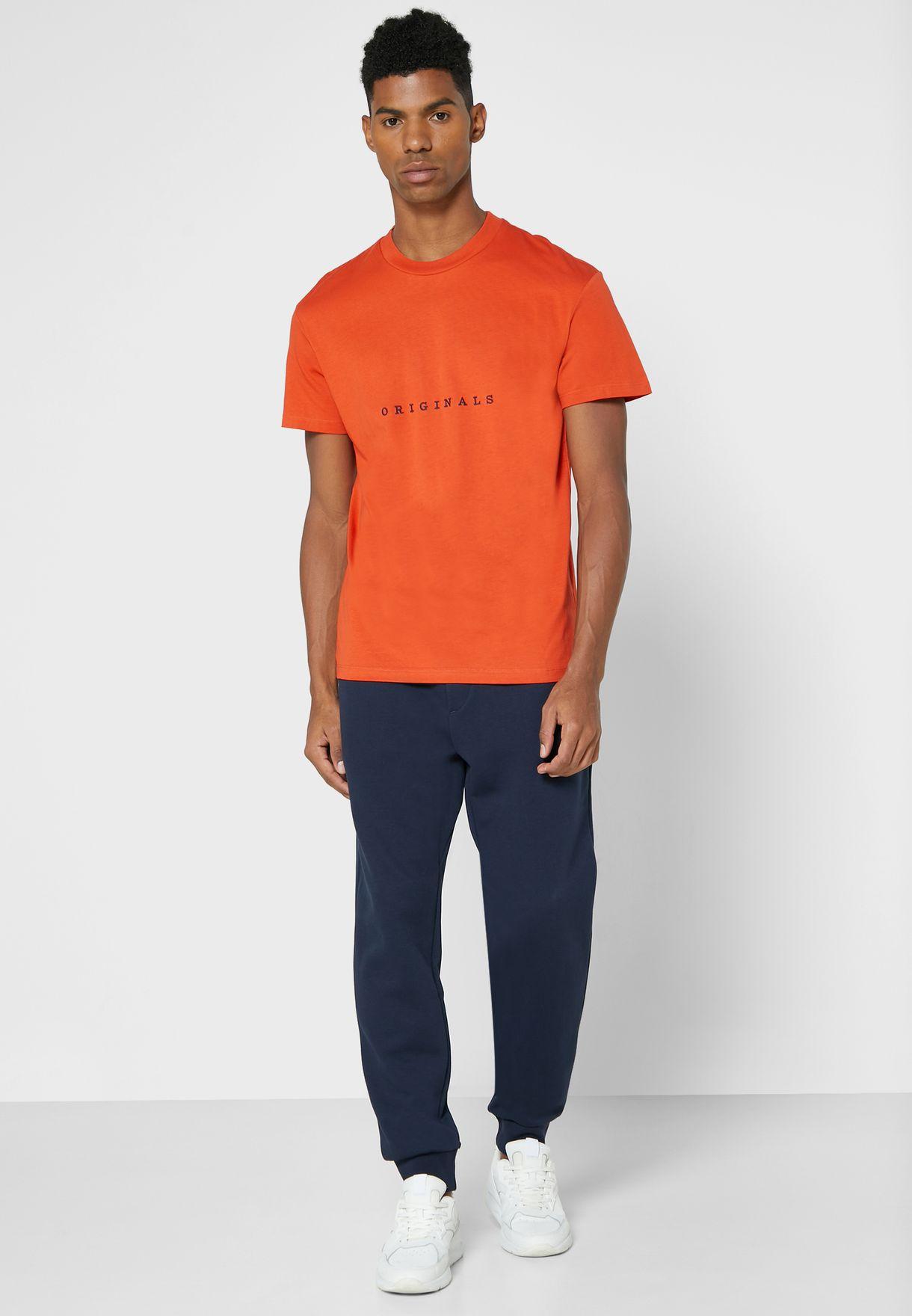 Copenhagen Relaxed Crew Neck T-Shirt