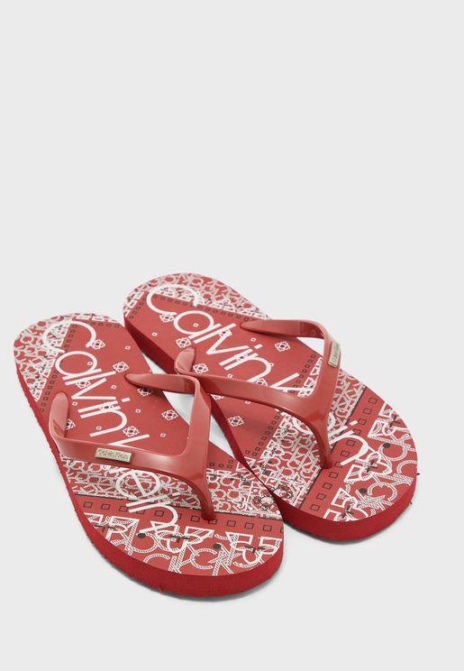 Samaria Flip Flop