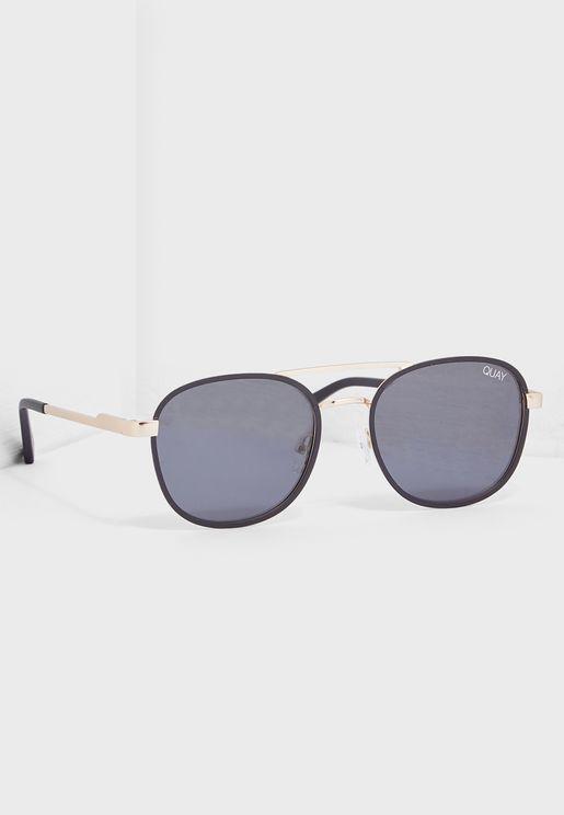 نظارة شمسية بحماية من اشعة الشمس