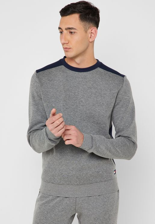 Badged Logo Sweater