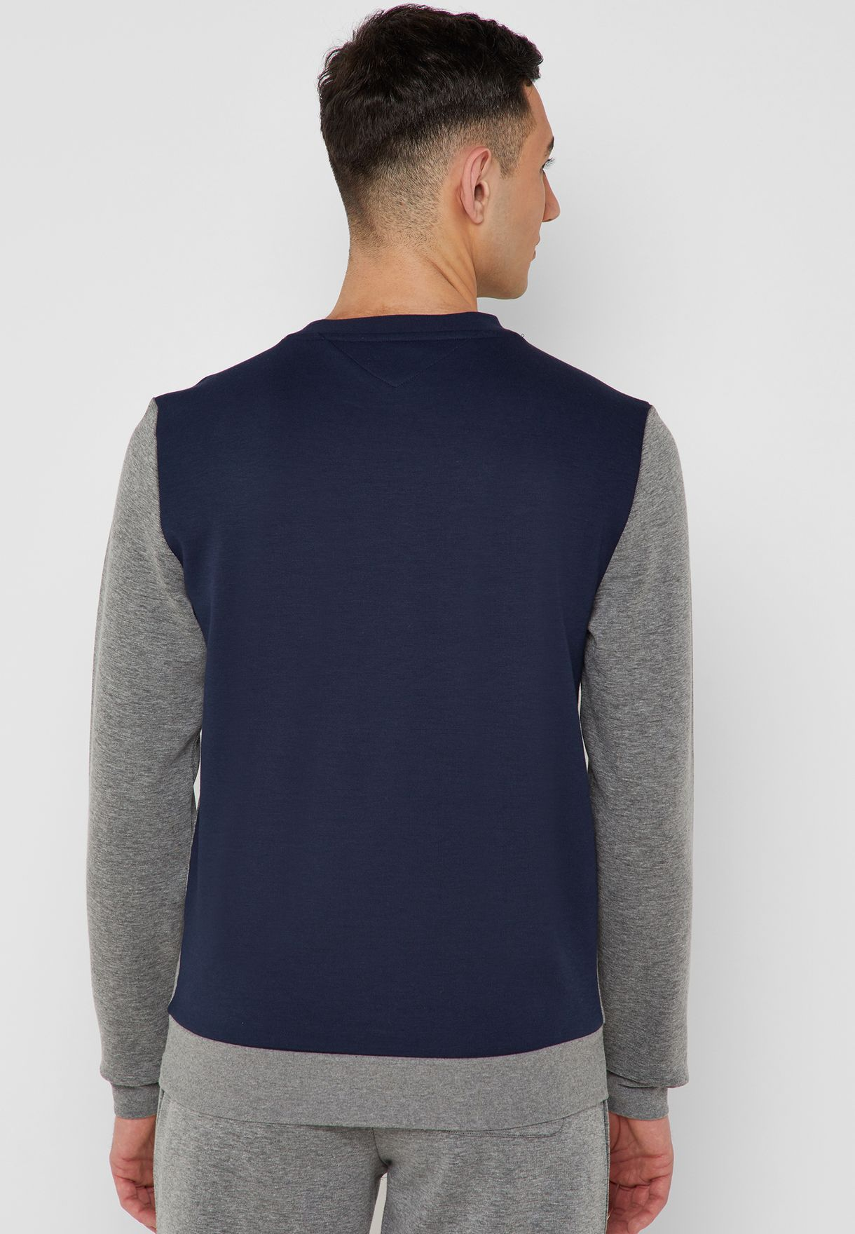 Badged Logo Sweater