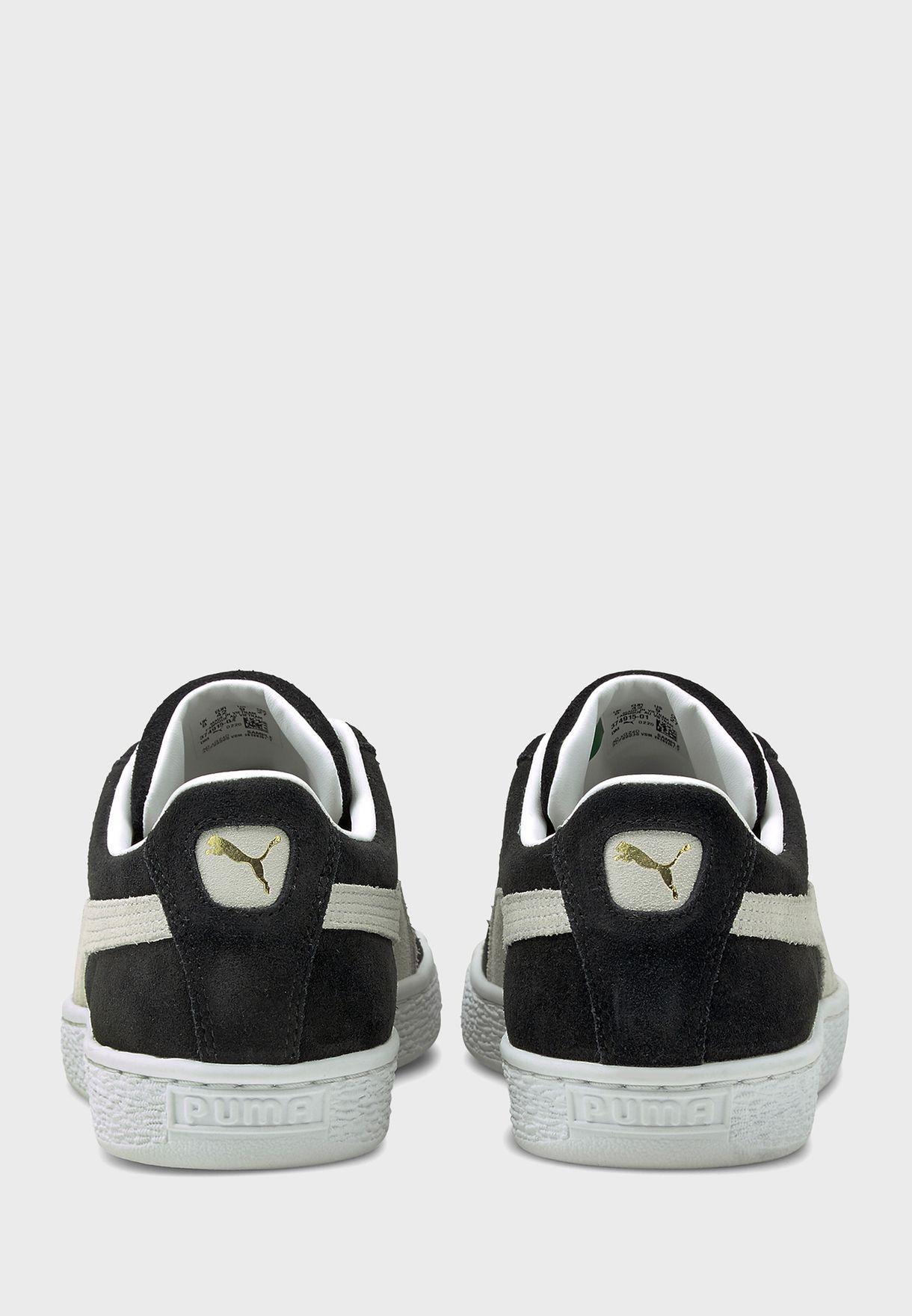 Suede men sneakers