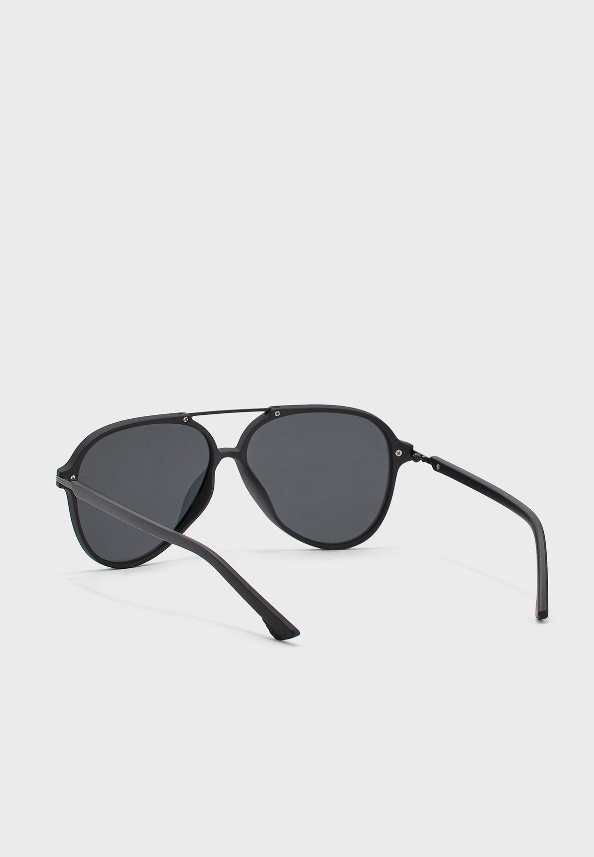 Casual Aviator Sunglasses