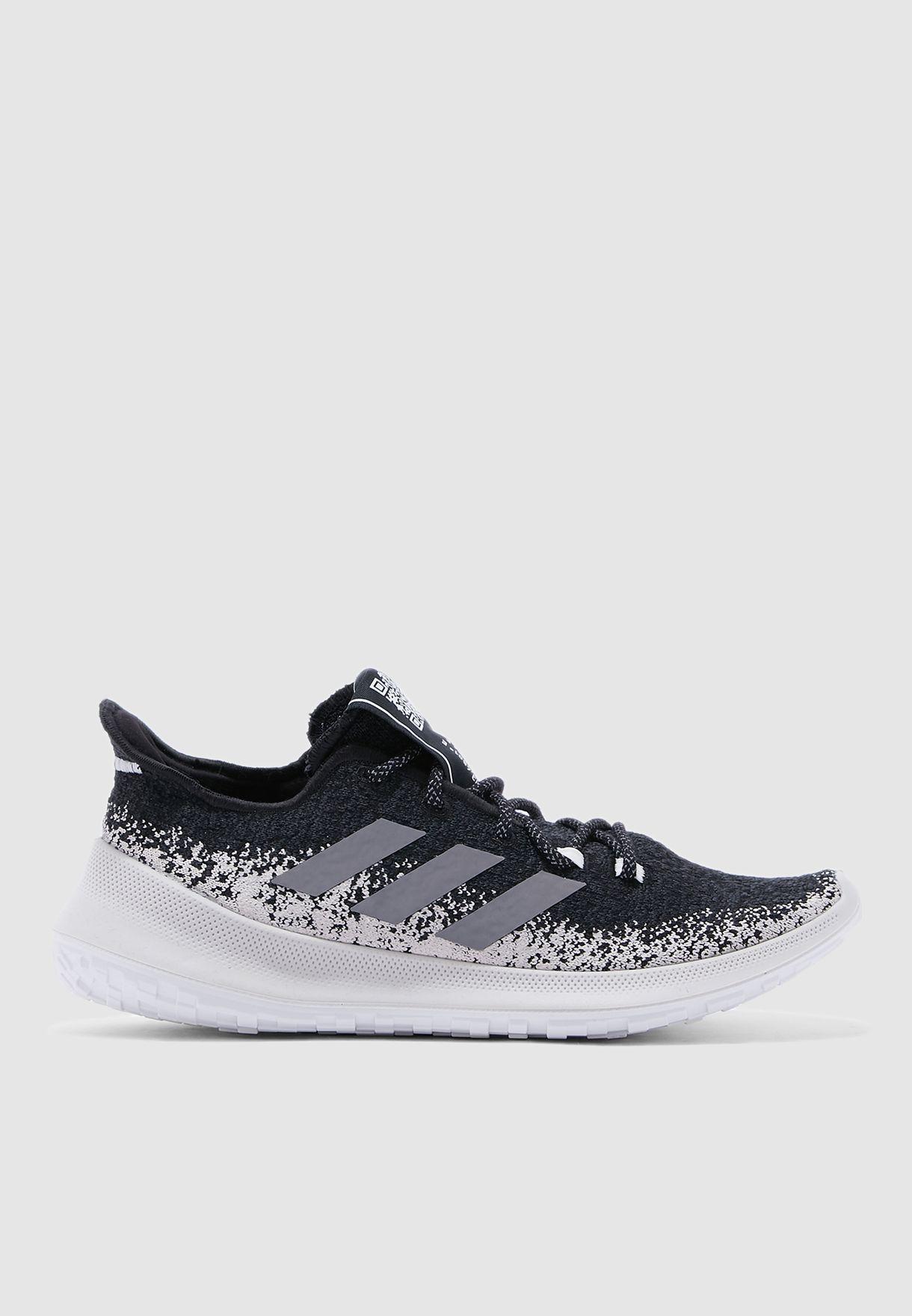c4995aa34 تسوق حذاء سنس باونس ماركة اديداس لون أسود F36923 في السعودية ...