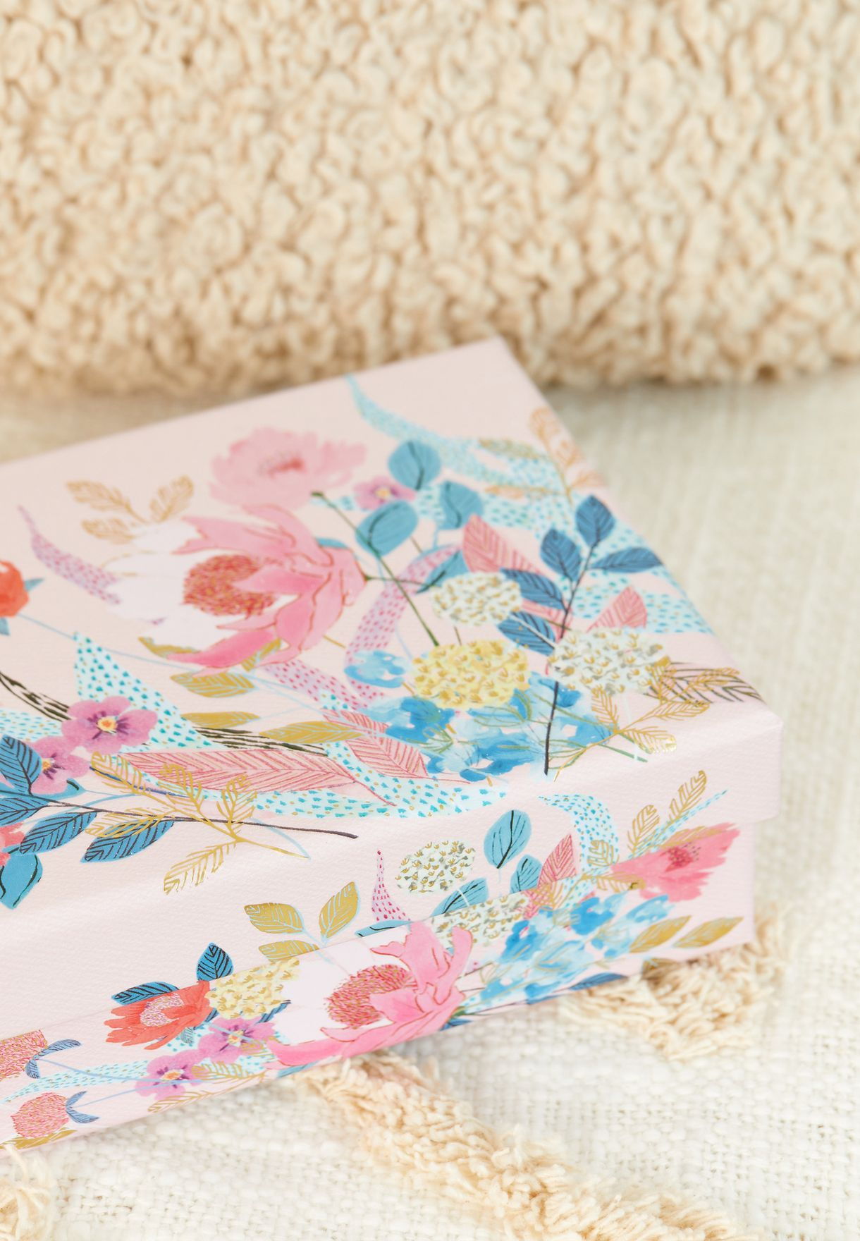 Party Floral Small Box