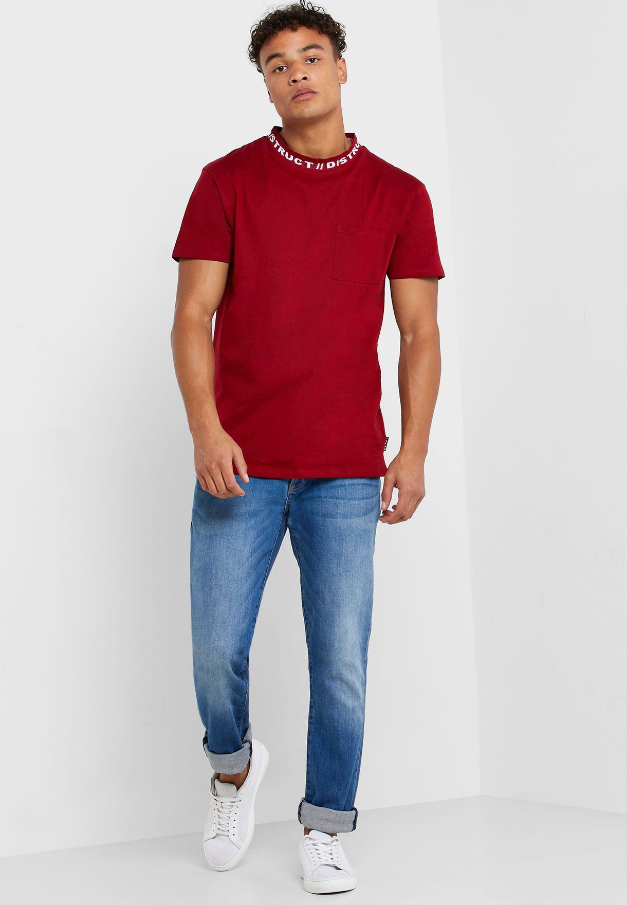 Preston Crew Neck T-Shirt