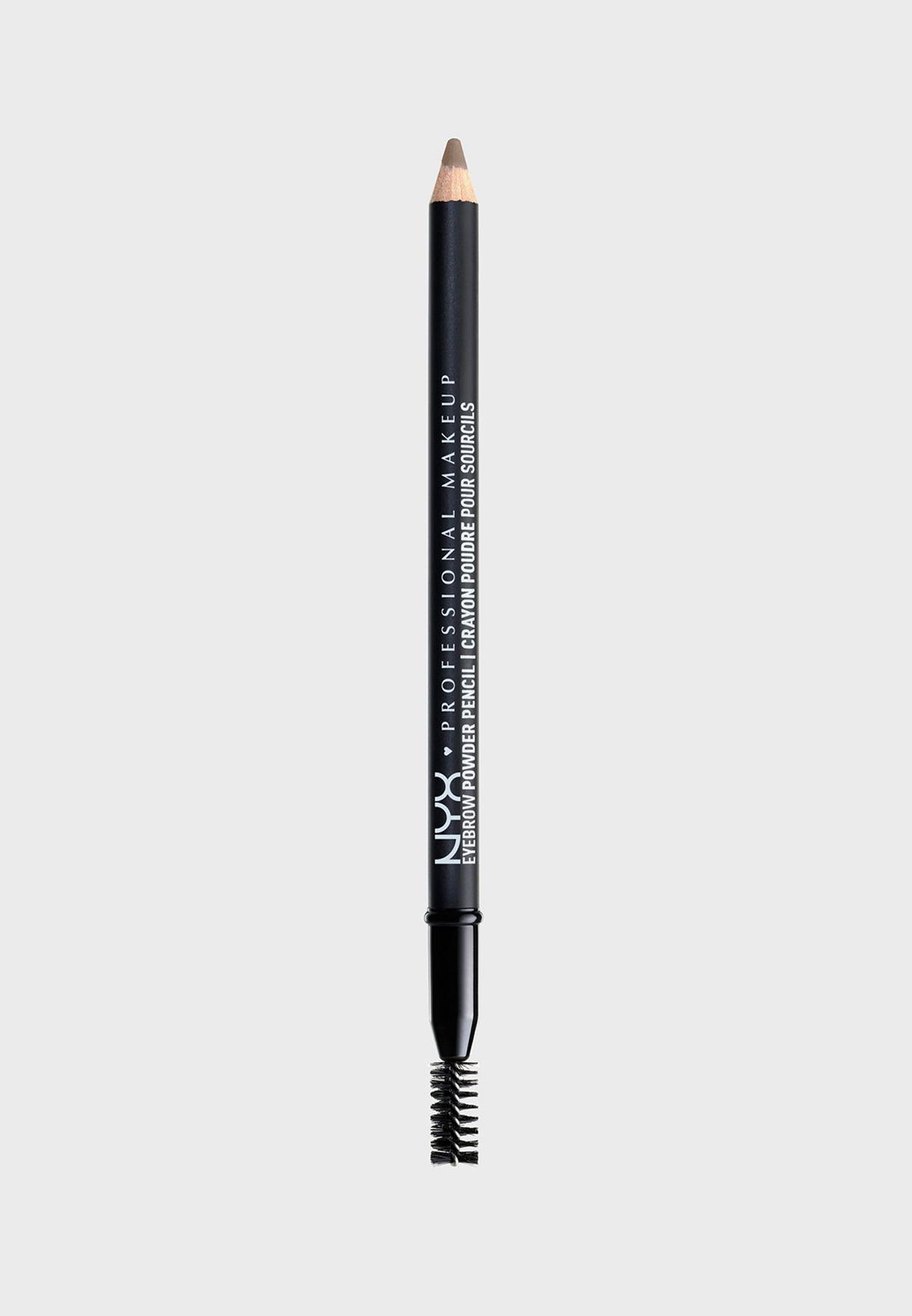 قلم رسم الحواجب بودرة - اش براون