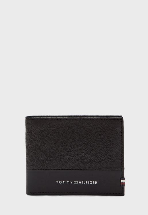 Textured Mini Wallet