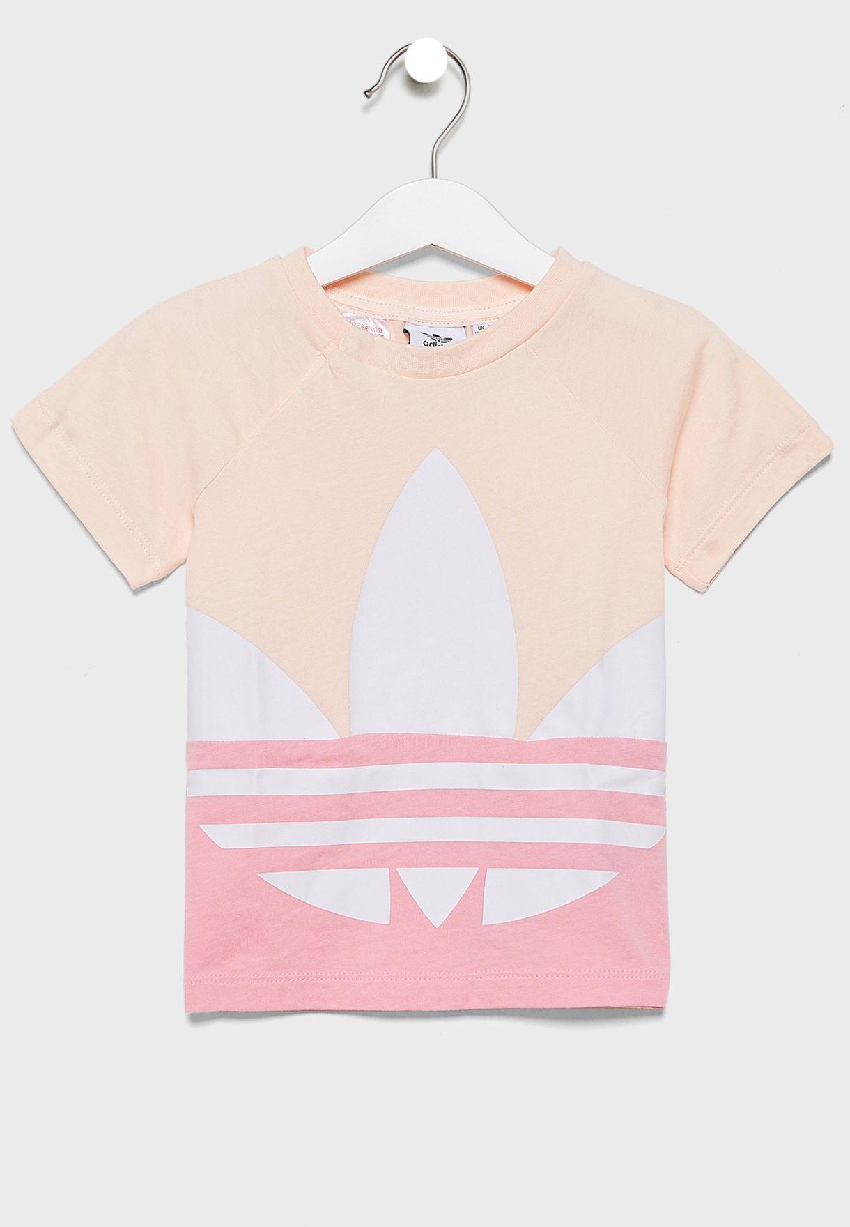 Big Trefoil Adicolor Casual Kids T-Shirt