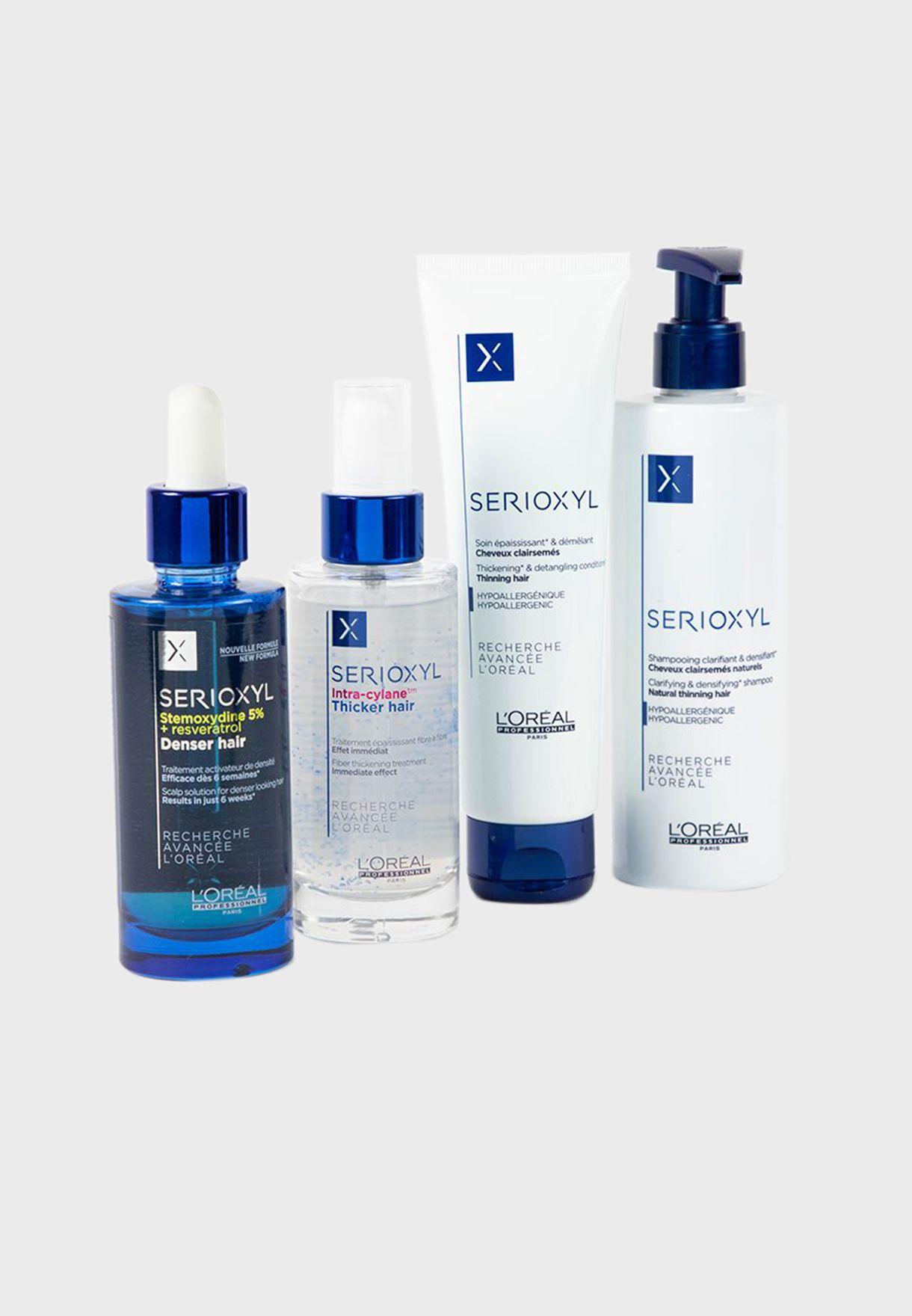 Serioxyl Densifying Shampoo For Natural Thinning Hair 250ml