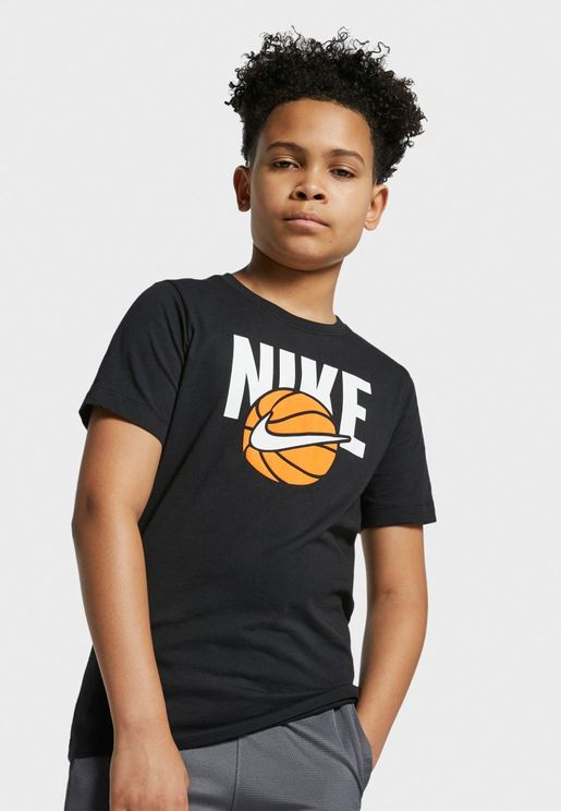 Youth NSW Basketball T-Shirt