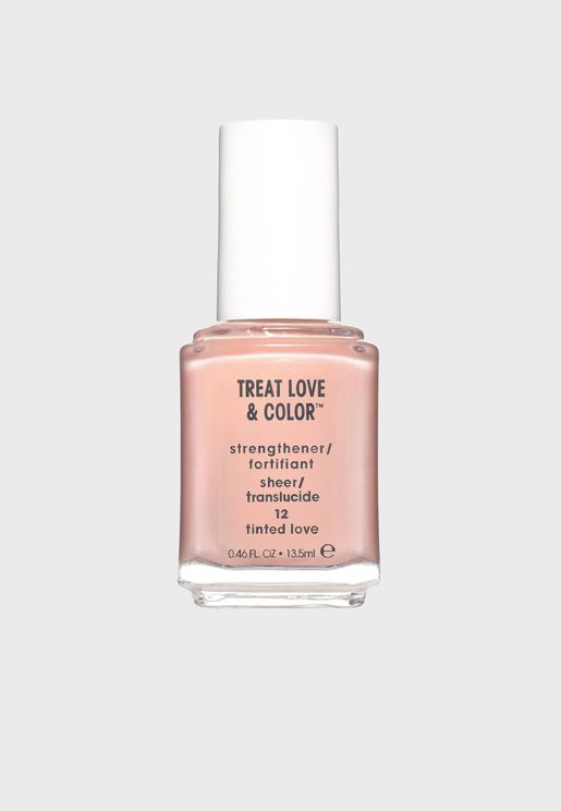 Strengthening Nail Polish - Tinted Love 2
