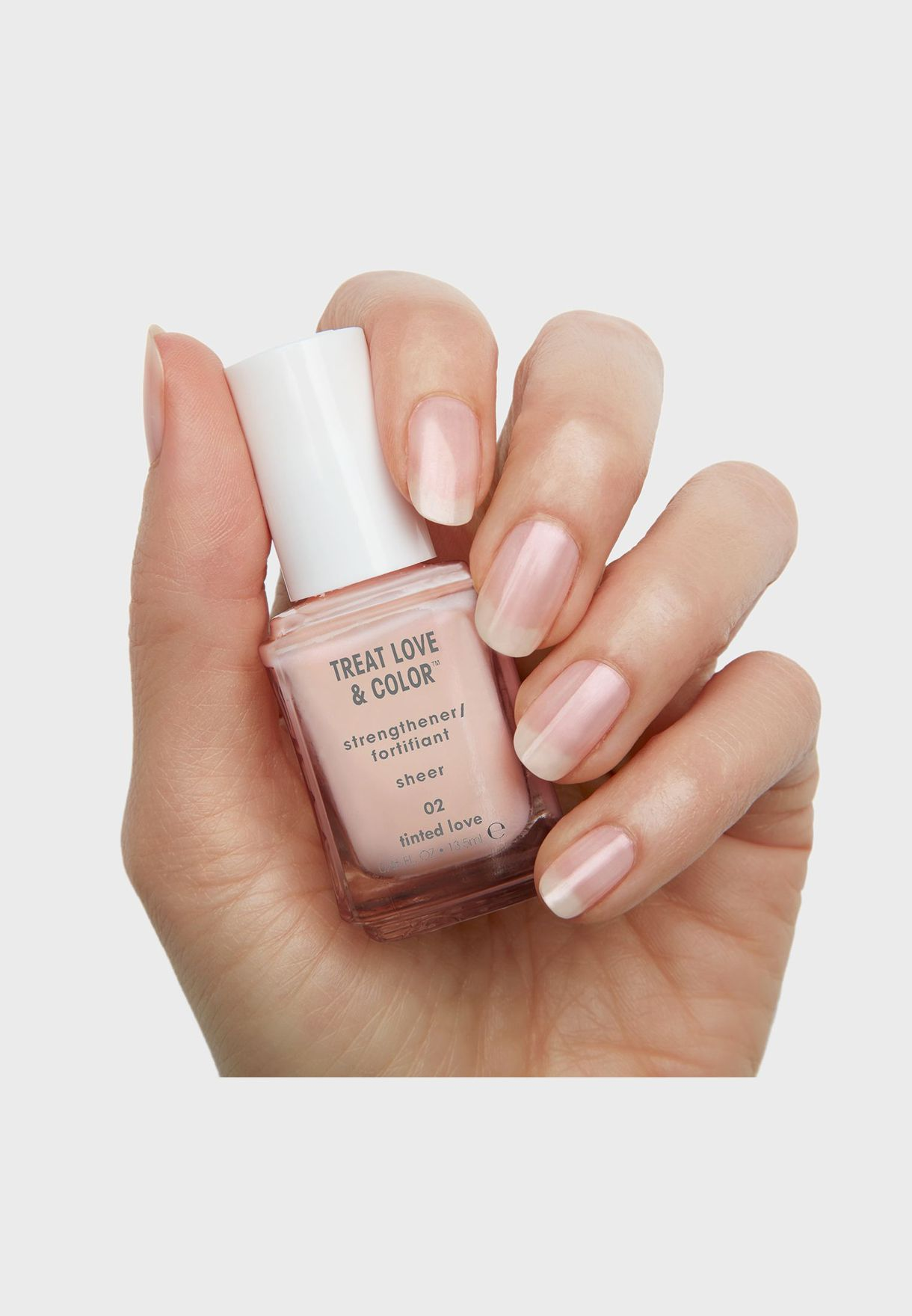 Strengthening Nail Polish - Tinted Love 2