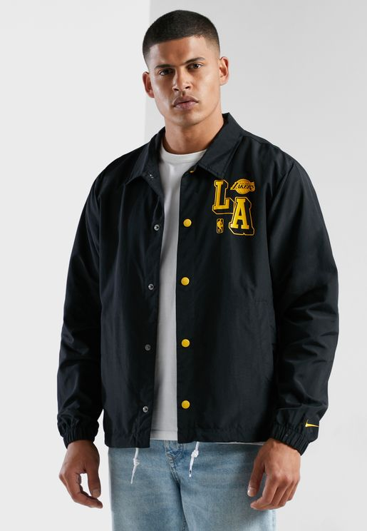 Los Angeles Lakers Coaches Jacket