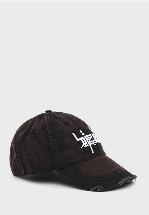 Distressed Baseball Cap