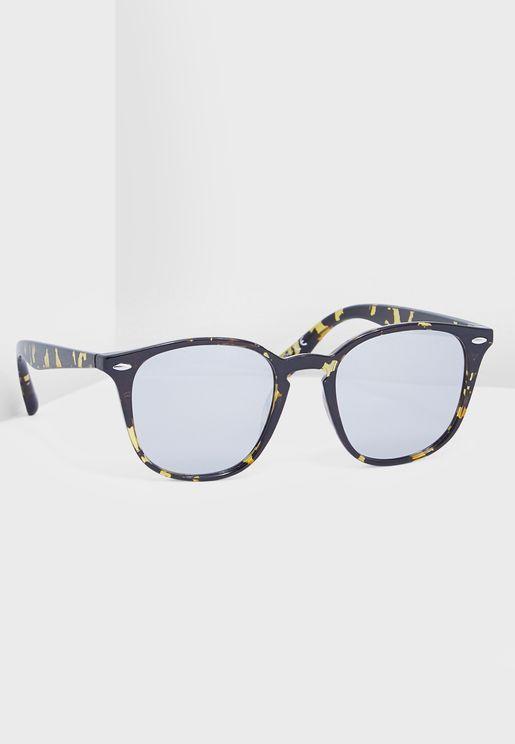 نظارة شمسية بطبعات