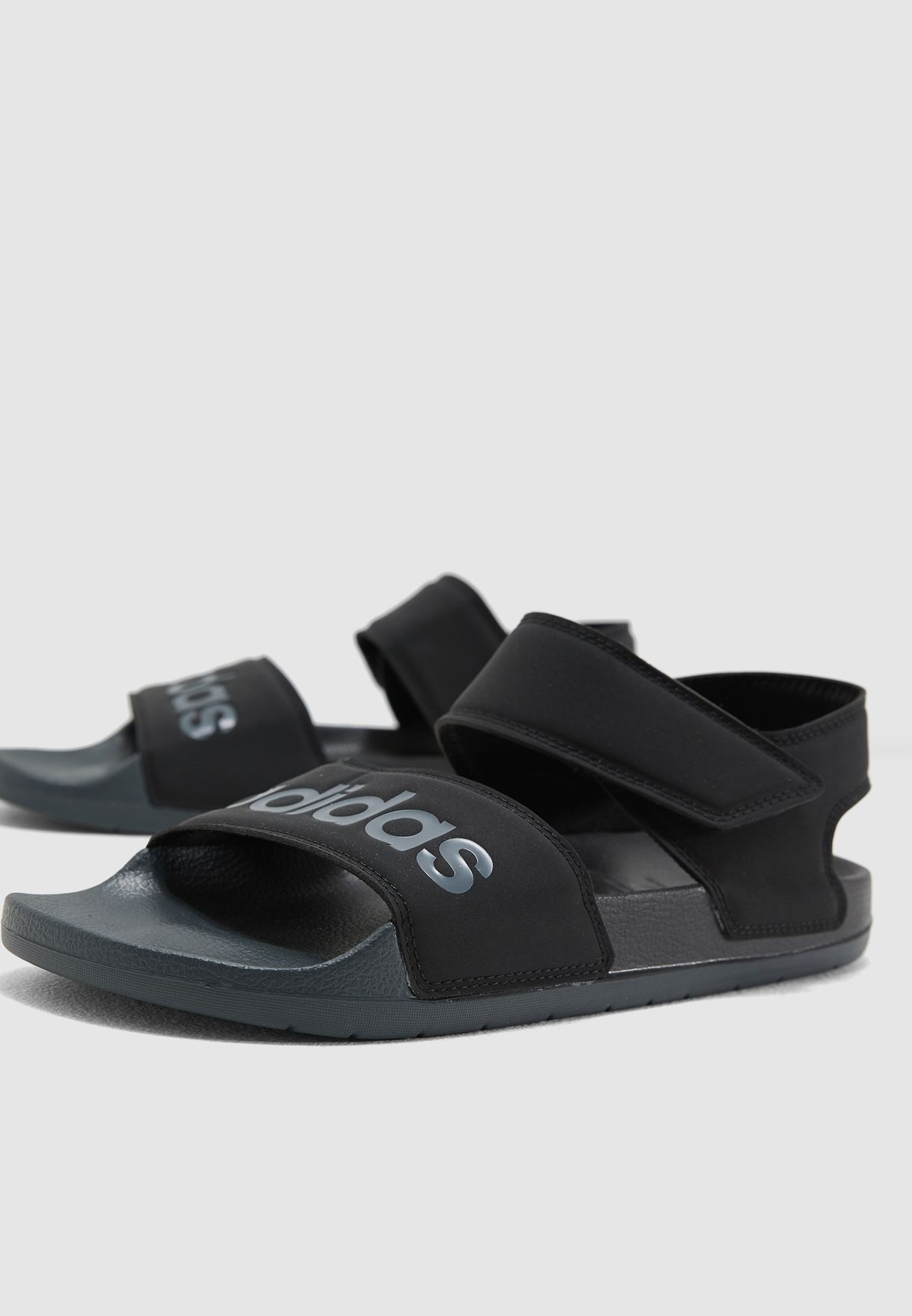 7c315ef93036 Shop adidas black Adilette Slides F35417 for Men in UAE - 14448SH96XVP