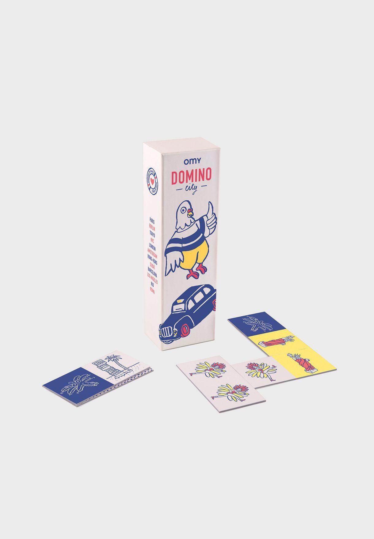 Box Domino Game
