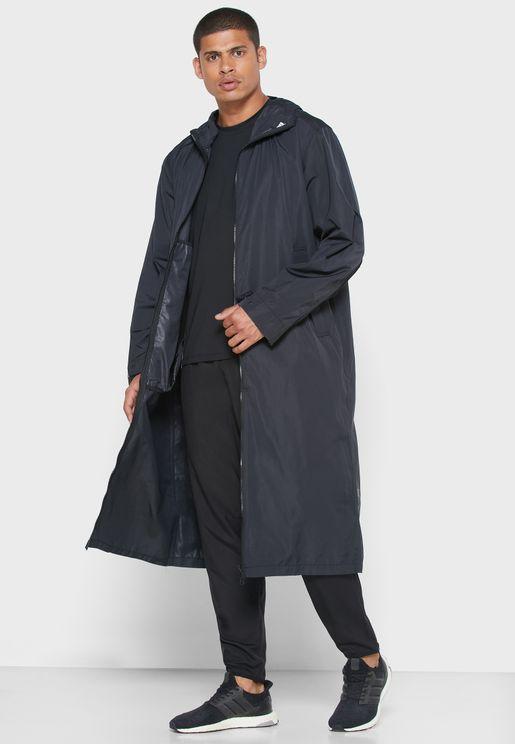 Tech Parka Jacket