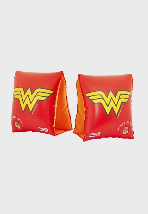 Youth Wonder Woman Arm Bands