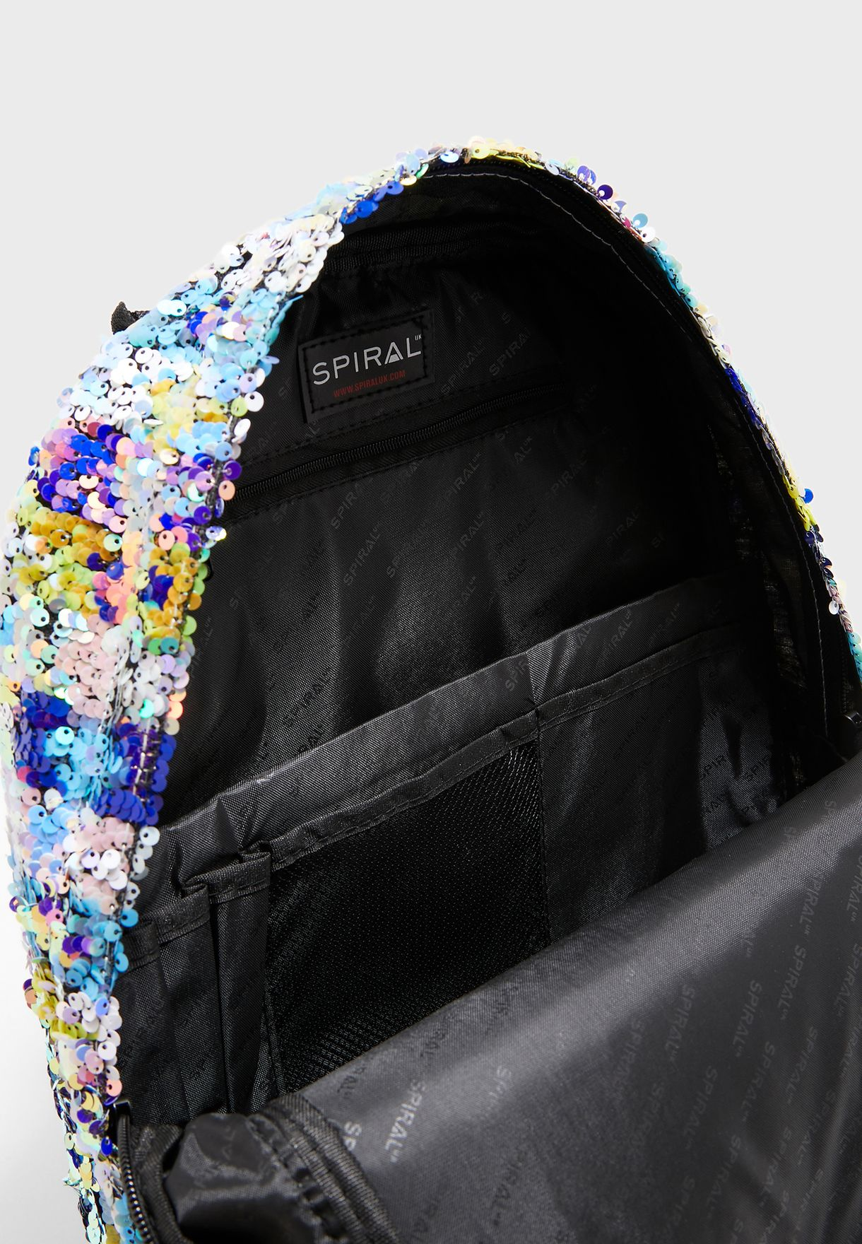 Allure Sequins Backpack