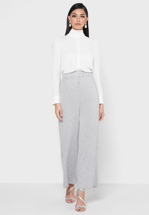 Wide Sleeve Pants